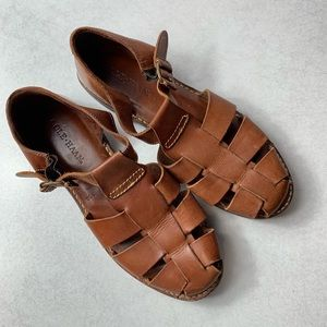 Cole-Haan Leather Sandals